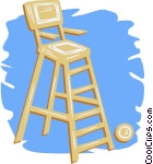 And Lifeguard Chair Clipart The