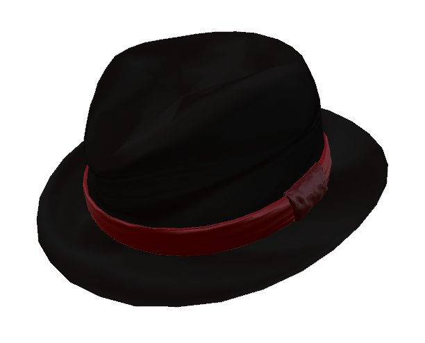 Fedora Hat Clipart - Clipart Kid