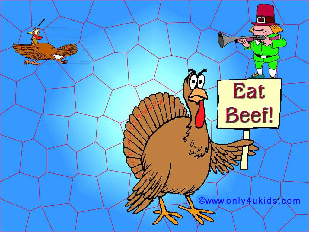 Free Thanksgiving Clip Art Wallpaper And Screen Savers   Get Your