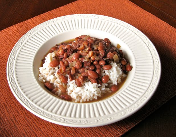 My Own Sweet Thyme  Red Beans And Rice