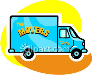 Clip Art Moving Truck Clip Art moving van clipart kid pictures of truck clip art free
