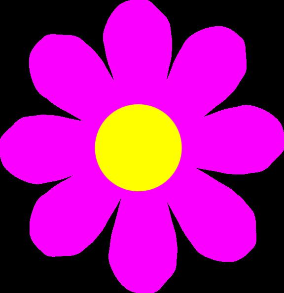 single flowers clip art