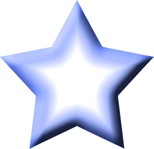 Star Blue 1 Png Clipart By Clipartcotttage On Deviantart