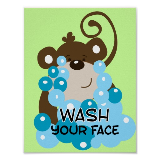 Washing Face Il