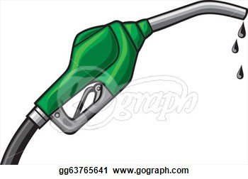 Fuel Nozzle Gas Pump Hose Gas Pump Hose Fuel Dispenser   Clip Art