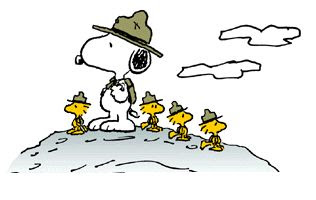 Snoopy Summer Clipart - Clipart Kid