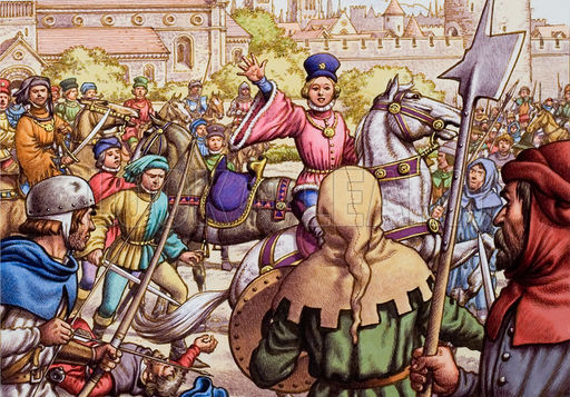 the peasants' revolt in sixteenth century German peasants' war a widespread popular revolt in the german discontent of the peasants continued through the sixteenth and early seventeenth century.
