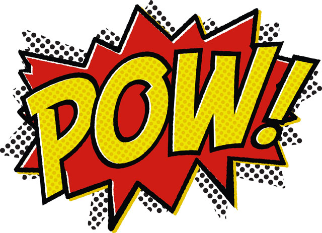 13 Batman Boom Pow Free Cliparts That You Can Download To You Computer