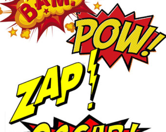 17 Batman Pow Bam Graphics Free Cliparts That You Can Download To You