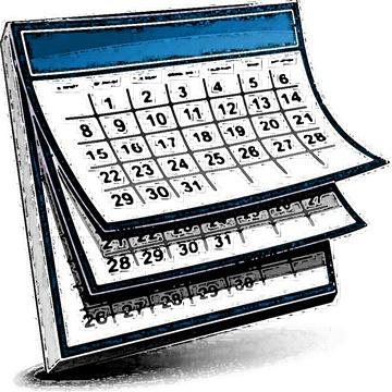 Calendar Clip Art Calendar Clip Art Jpg