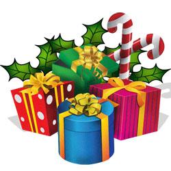 Clip Art Christmas Presents   Clipart Best