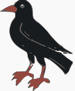 Crow Clipart   I2clipart   Royalty Free Public Domain Clipart