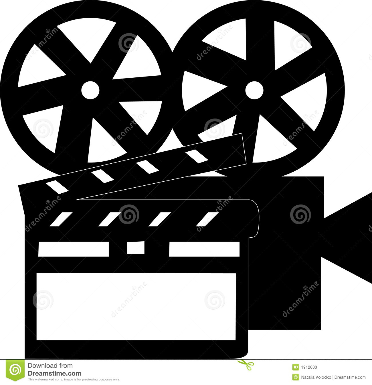 Clip Art Movie Camera Clip Art old movie camera clipart kid film clip art clap board with camera