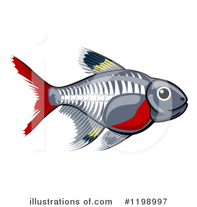 Fish Clipart  1198997 By Geo Images   Royalty Free  Rf  Stock