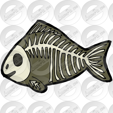 Fish Picture For Classroom   Therapy Use   Great X Ray Fish Clipart