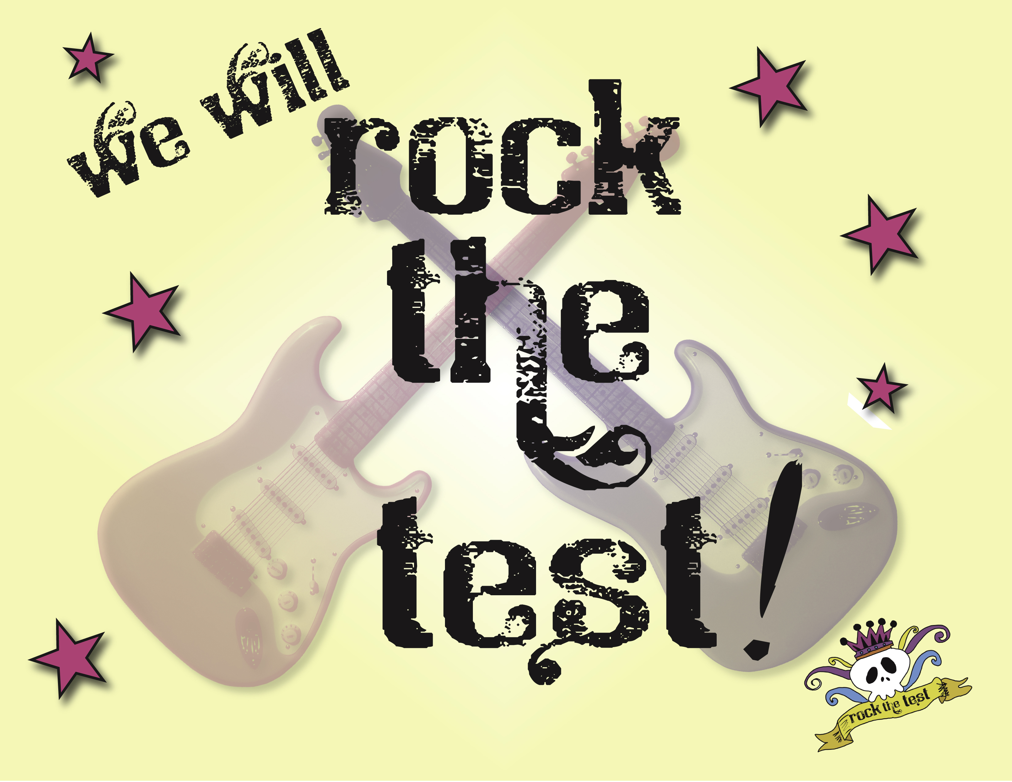 Image result for rock the test