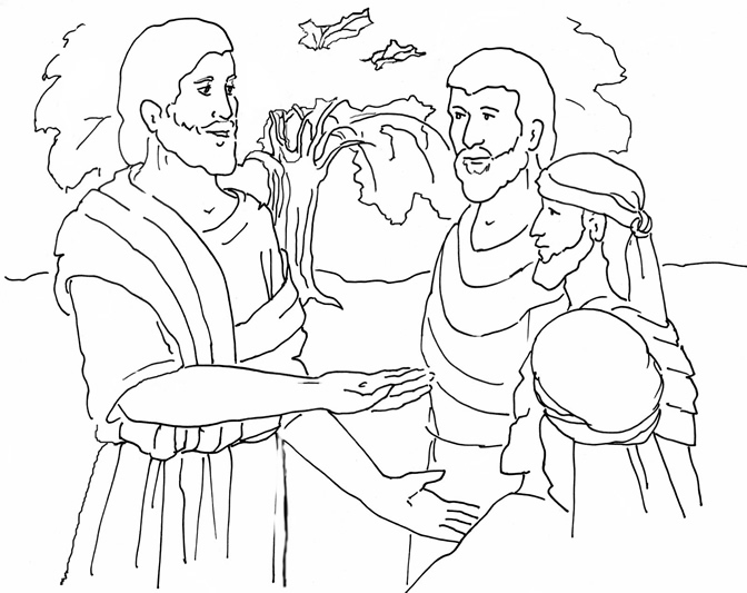 Mustard Seed Parable Clipart Clipart Suggest