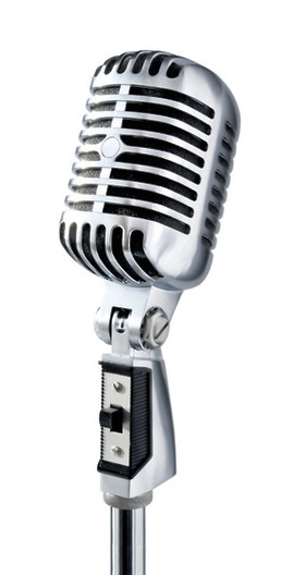 Radio Microphone Clipart - Clipart Kid