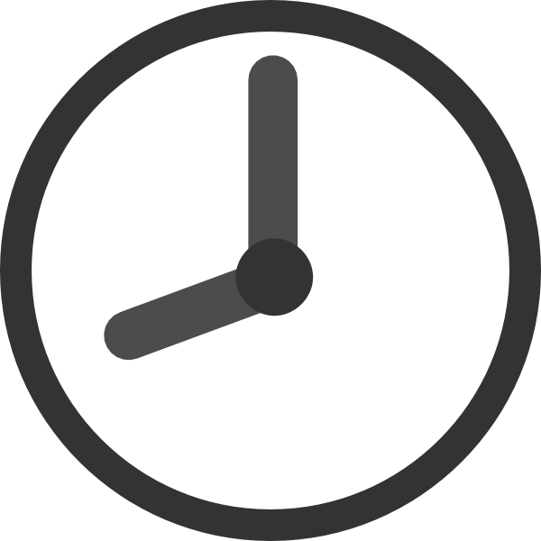 Clock 8 00 Transparent Clip Art
