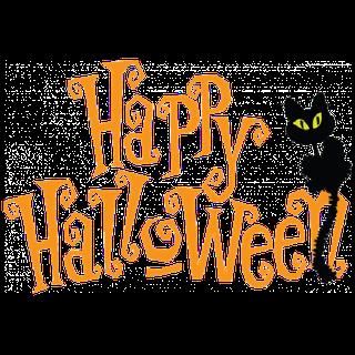 Happy Birthday Halloween Clipart - Clipart Kid