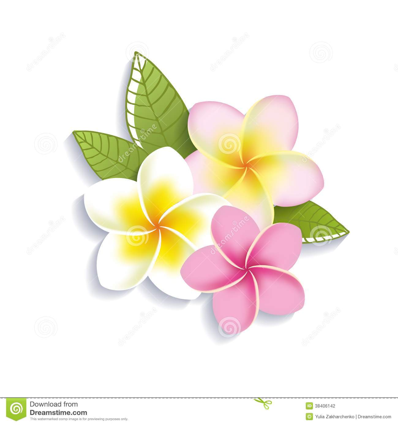 vector clipart flowers - photo #28