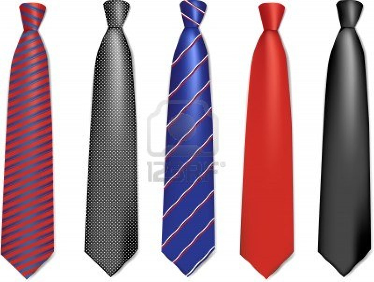 9818346 Set Of Colorful Neck Ties Collection