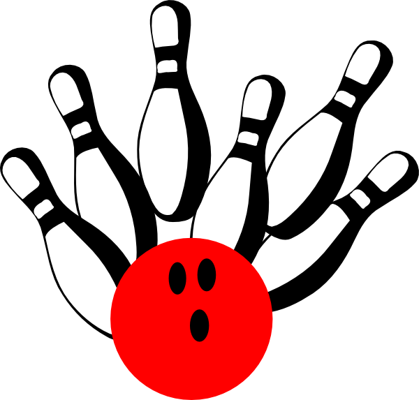 Bowling Vector   Free Cliparts That You Can Download To You Computer