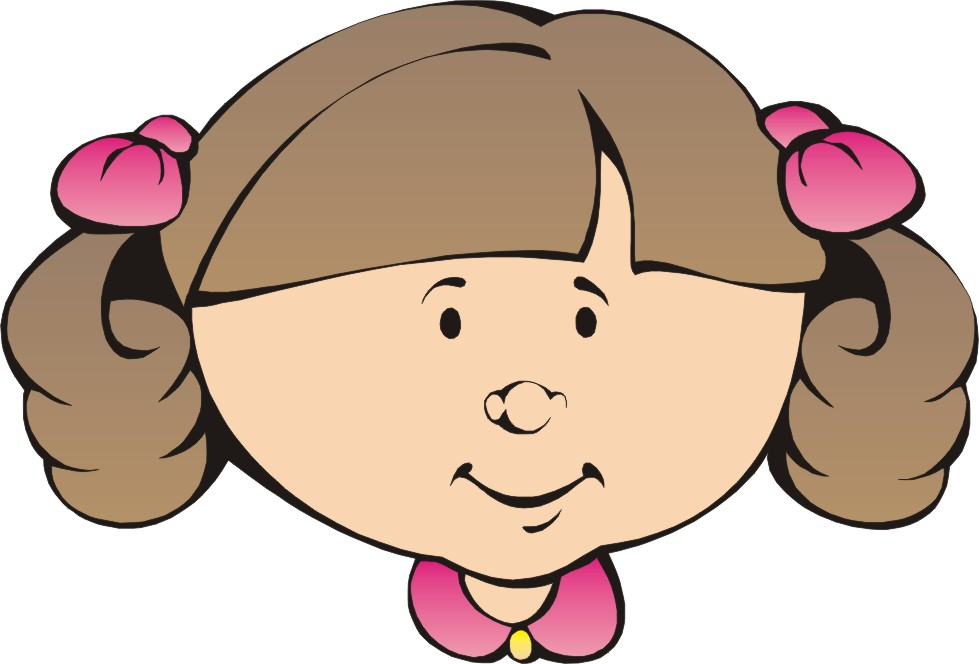 Chick Face Clipart - Clipart Kid