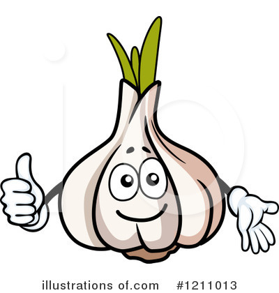 Free  Rf  Garlic Clipart Illustration  1211013 By Seamartini Graphics
