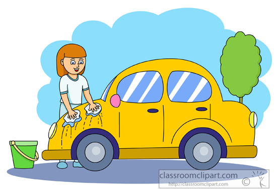 free cartoon car wash clipart - photo #20