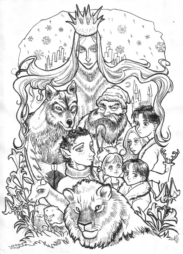 narnia coloring pages reepicheep coracle - photo#23