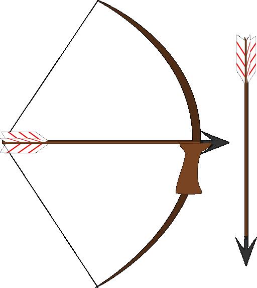 Retro Arrow Clipart - Clipart Kid