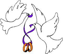 Wedding Doves Clipart - Clipart Suggest