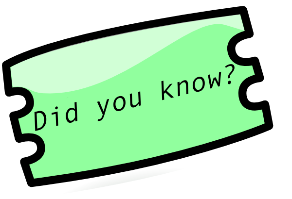 Did You Know Clipart Suggest