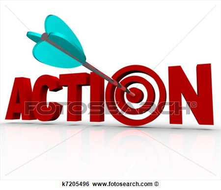 Bulls Eye Word Urgent Need To Act Now  Fotosearch   Search Clip Art