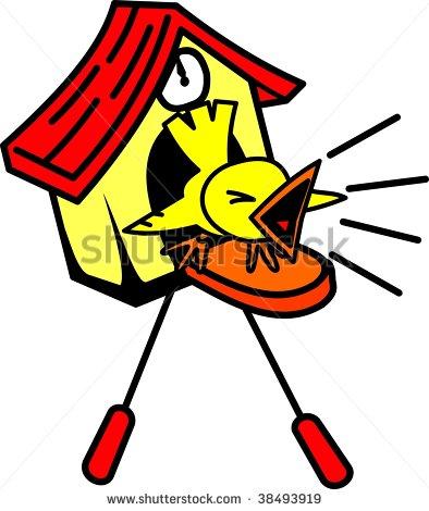Cuckoo Bird Cartoon Australian Cuckoo Bird Cuckoo Clock ...