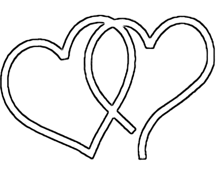 Fancy Heart Clipart - Clipart Kid