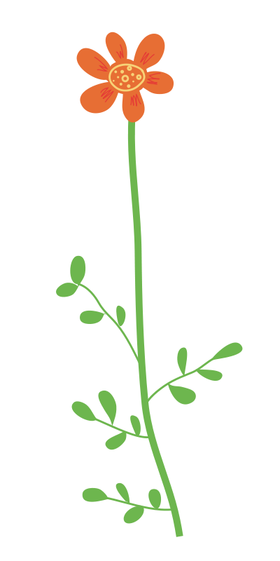 Wild Flower Clipart Clipart Suggest