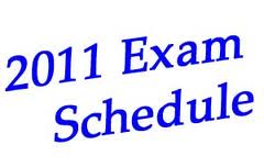 Reminder That Students That Are Exempt From An Exam Do Not Have To