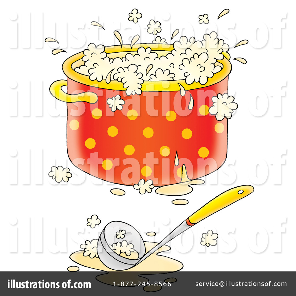 Soup Clipart  70287 By Alex Bannykh   Royalty Free  Rf  Stock