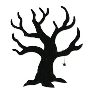 Spooky Tree Clipart   Clipart Best