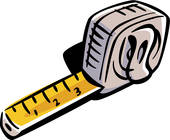 Tape Measure Clipart Eps Images  1287 Tape Measure Clip Art Vector