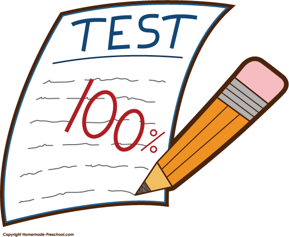 Test Clip Art Cpa School Test Png