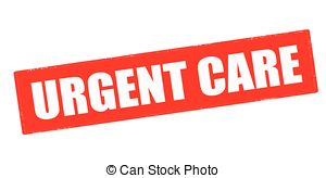 Urgent Care   Rubber Stamp With Text Urgent Care Inside