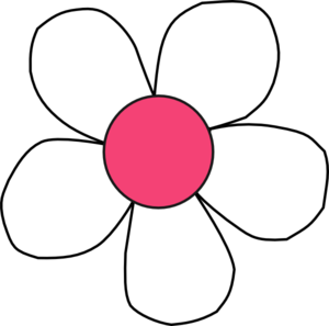White Daisy Clipart - Clipart Suggest White Daisy Flowers Clipart