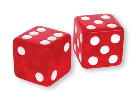 tricks to rolling dice