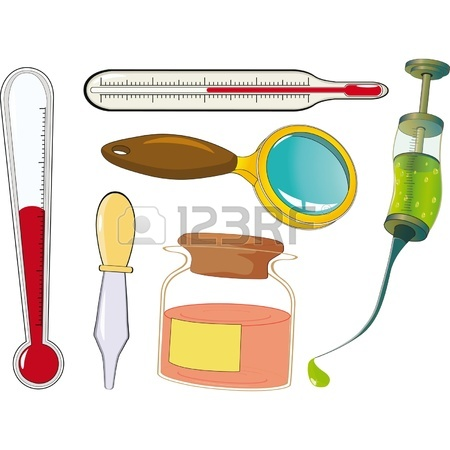 Medical Laboratory Clip Art