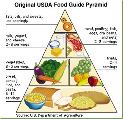 Food Group  The First Food Pyramid Was Published In Sweden In 1974