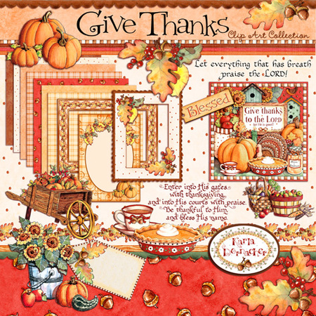 Give Thanks Clipart Free Images   Pictures   Becuo