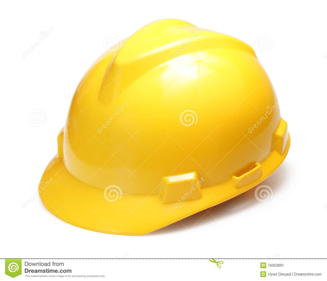 yellow hard hat clipart - photo #41